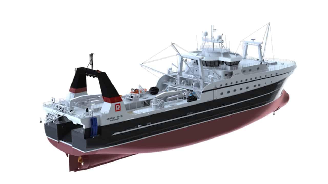 Fifth RFC trawler starts to take shape