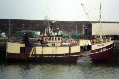 T 116 –  ATLANTIC FISHER – ©FiskerForum - Foto: dunmore