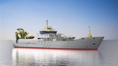 New pelagic vessel for France Pélagique