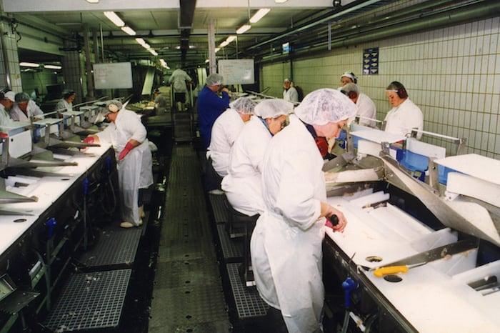Union focus on Icelandic processor in Grimsby