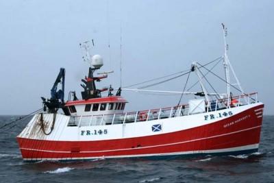 FR 145 –  OCEAN HARVEST III – ©FiskerForum - Foto: fearnot