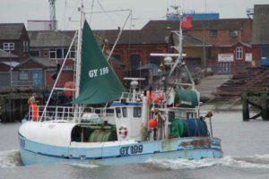 GY 199 – KRISTENBORG – ©FiskerForum - Foto: fresh-herrings
