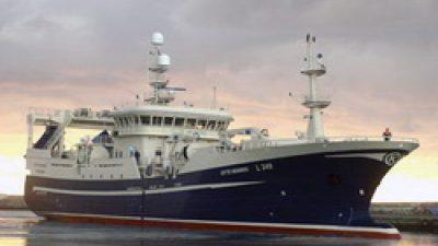 """75 m Trawler – """"GITTE HENNING"""""""