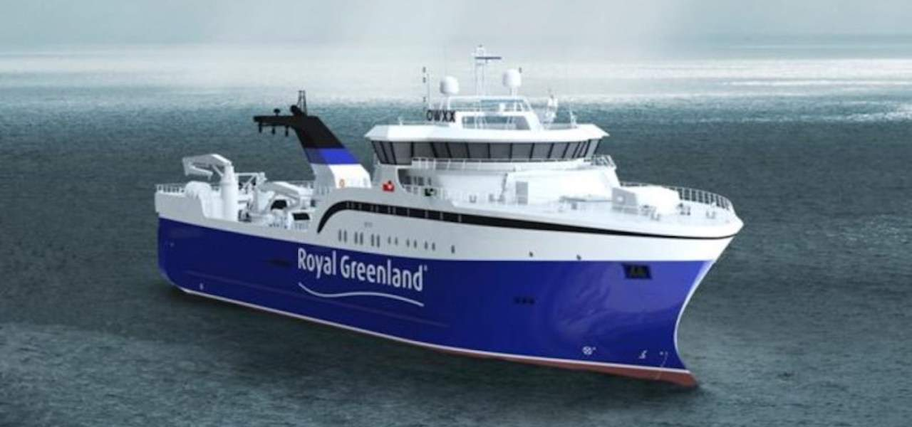 Read more about the article Fourth newbuild for Royal Greenland