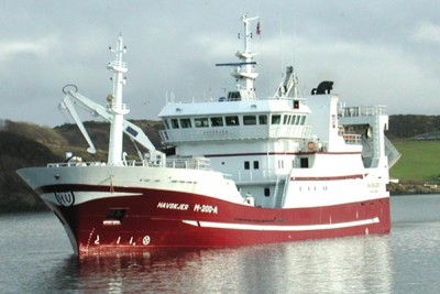 M 200A –  Havskjer – ©FiskerForum - Foto: james