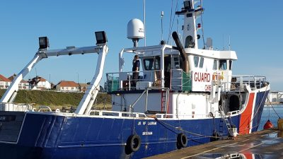 Workboat joins Waterdance fleet
