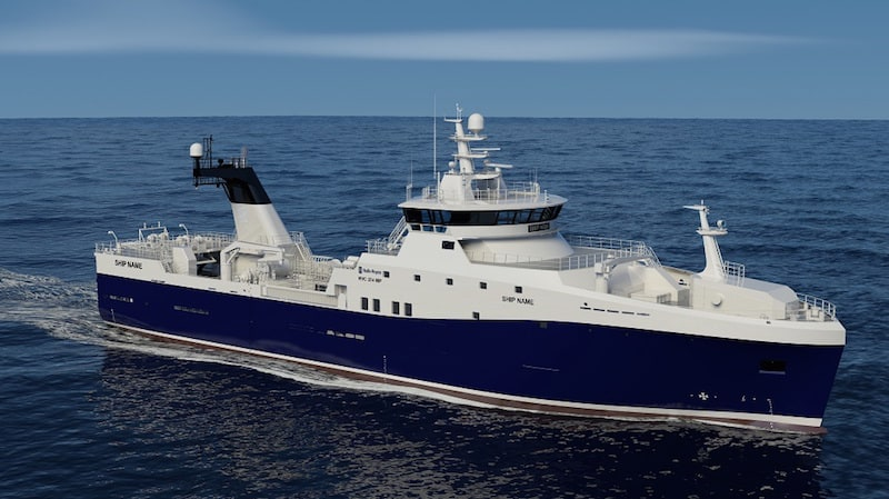 Kleven to build for Spain