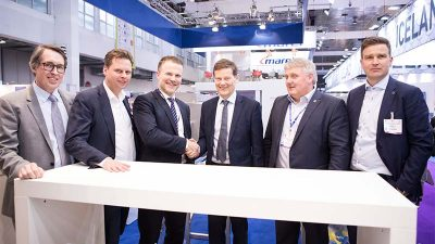 Marel's FleXicut set for sea