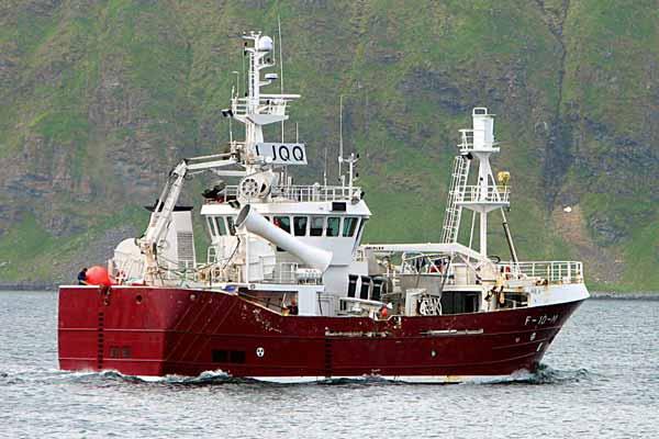 F 10M –  Strømsnes – ©FiskerForum - Foto: michaelb