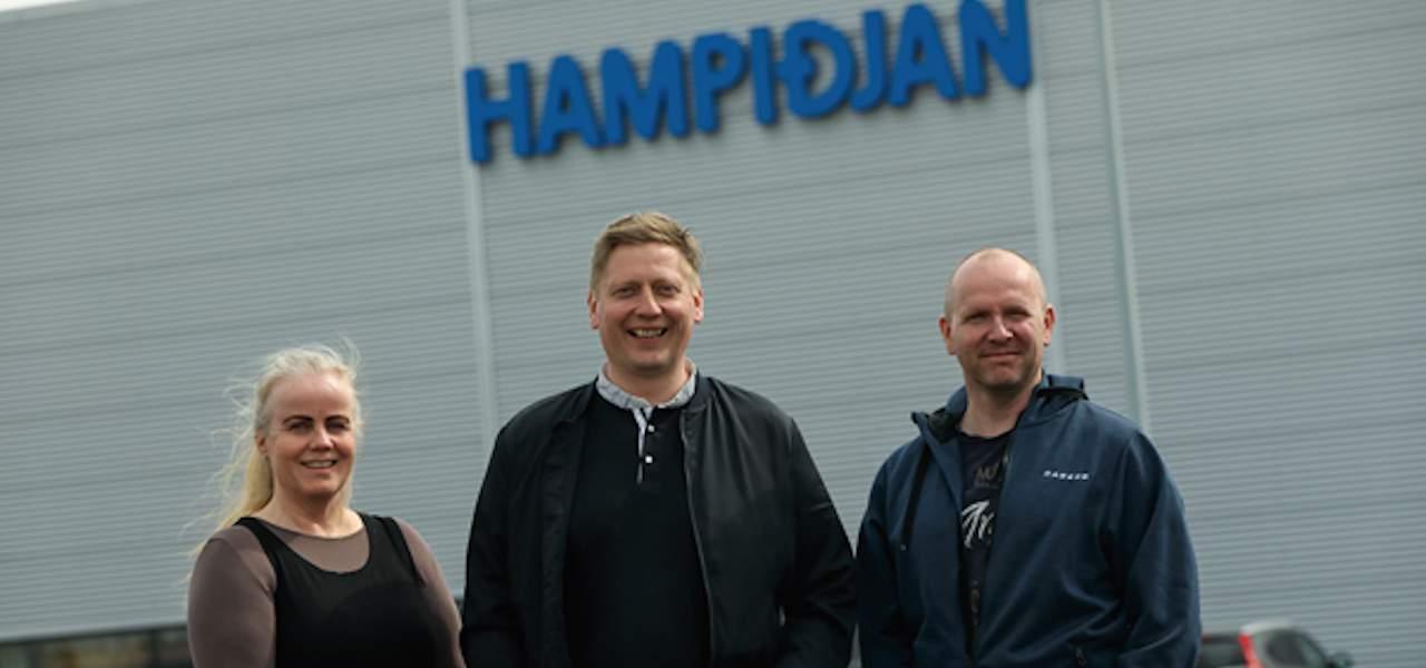 Hampiðjan brings in more experience