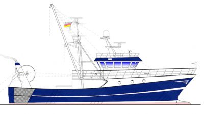 New trawler for Dutch owners