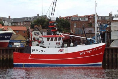 WY 797 –  OUR LASS – ©FiskerForum - Foto: paul@paulhobson