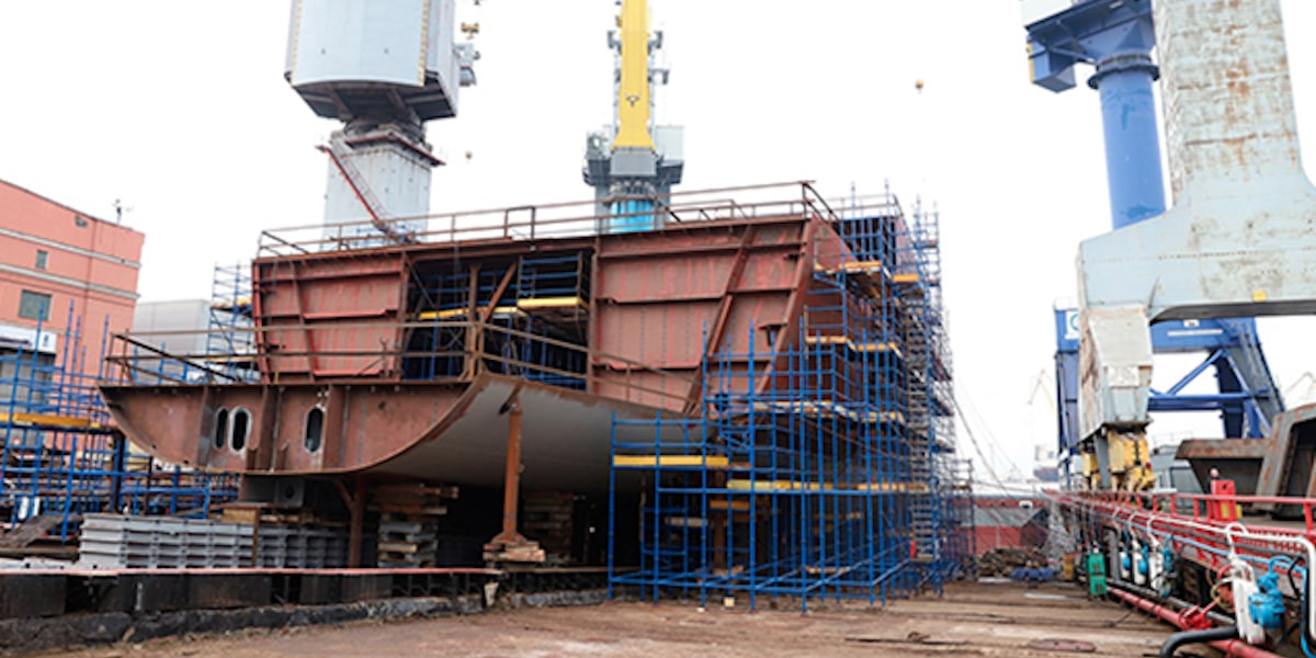 RFC newbuilds and shore plant get green light