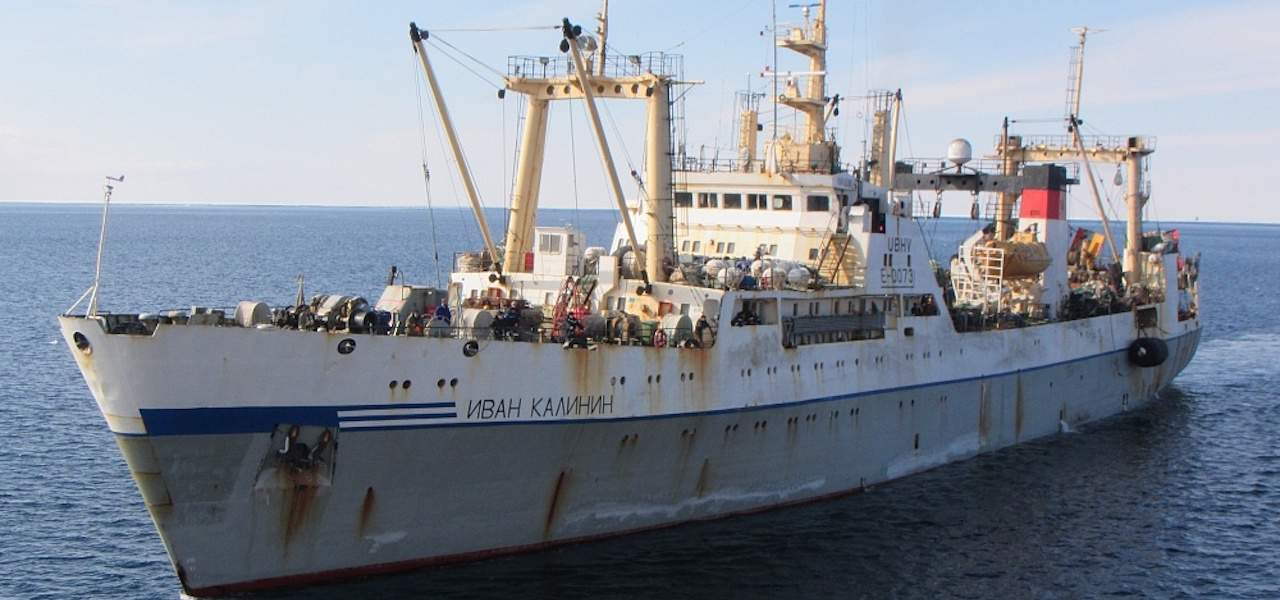 RFC trawlers get ISO certification