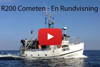 R 200 –  COMETEN – ©FiskerForum - Foto: FiskerForum