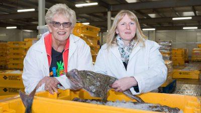 Shetland fishermen back Drive to Combat Heart Disease