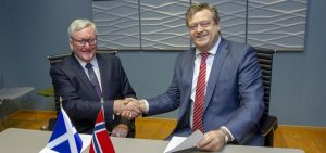 Scotland signs up to Norway's fish crime initiative