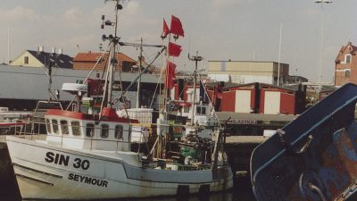 Troubled waters for Baltic fishermen