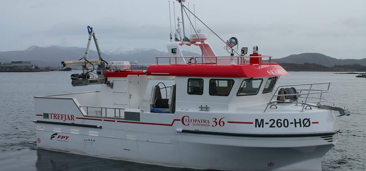 New Cleopatra 36 delivered to Nerlandsøy