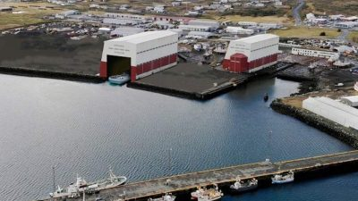 Reykjanes region aims to boost marine services