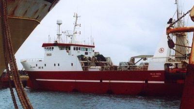 Icelandic fleet set for strike action