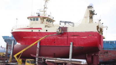 Good May for Síldarvinnslan trawlers