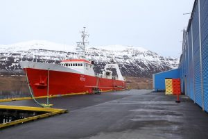 Gullver ready for its first trip of 2018 - @ Fiskerforum