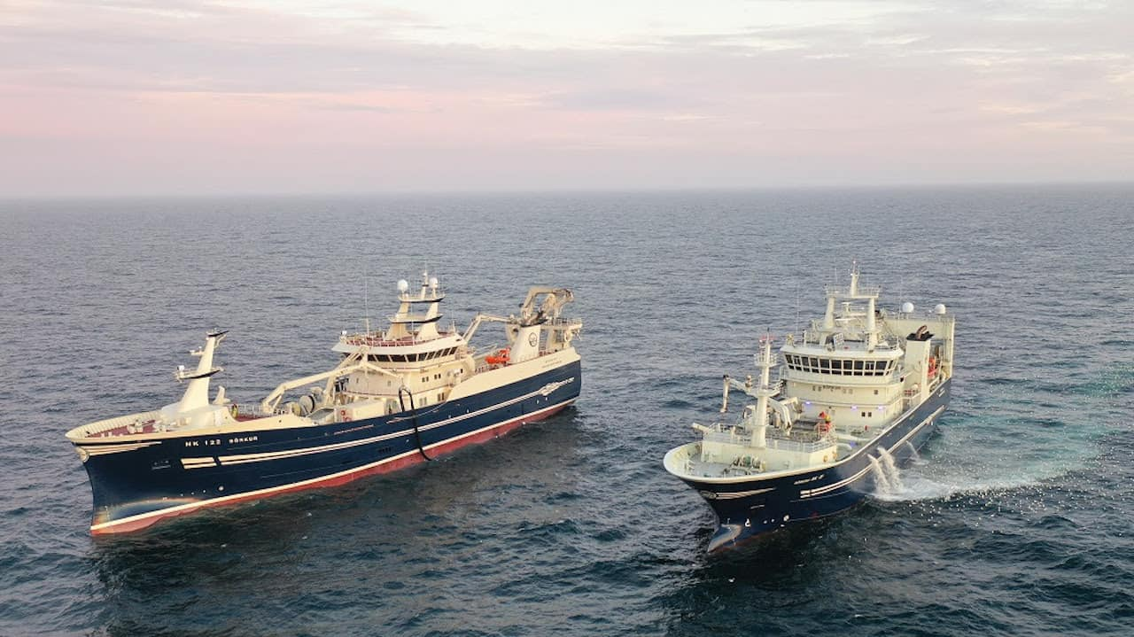 Read more about the article 18,000 tonnes of mackerel landed to Neskaupstaður