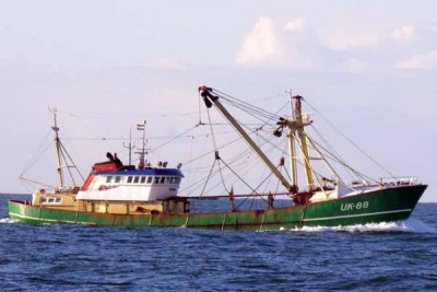 UK 88 –  Wilma – ©FiskerForum - Foto: texel