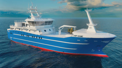 Northern Shipyard adds third longliner to its orderbook