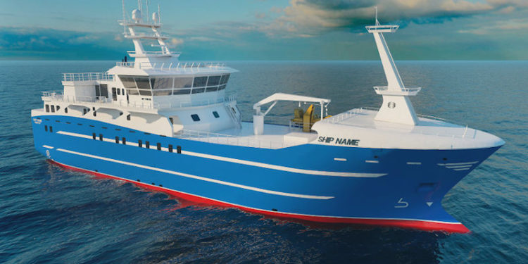 Virma has ordered a third longliner to be built at the Northern Shipyard in St Petersburg - @ Fiskerforum