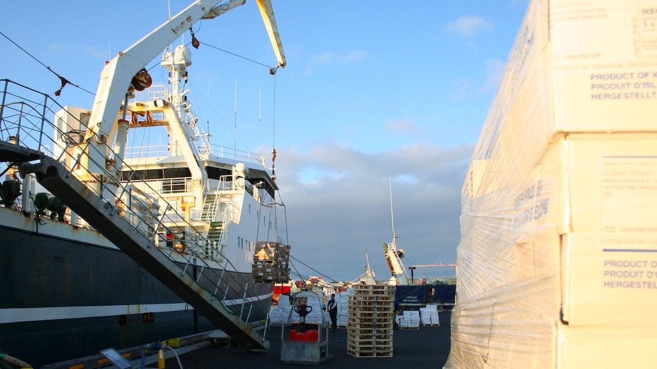 Full trip for Vigri in Russian waters