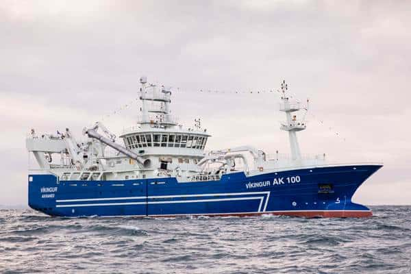 Icelandic mackerel season starts