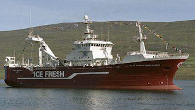 Samherji sells pelagic factory vessel
