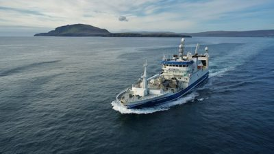 Faroese pelagic fleet relies on Vónin gear